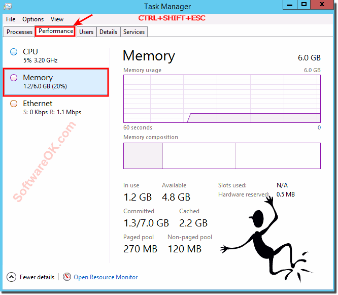 Virtual Memory in Windows 10!