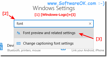 Preview fonts on Windows 10!