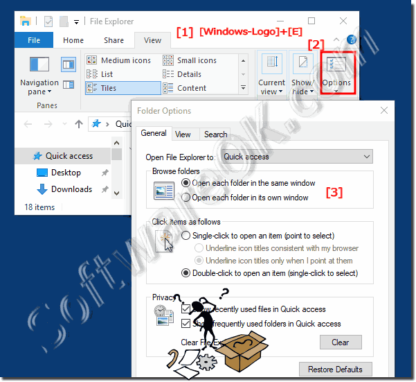 Open next folder in new file explorer window!