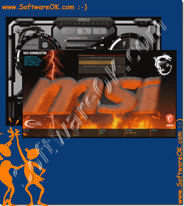Run the Msi Afterburner also on Windows 10!