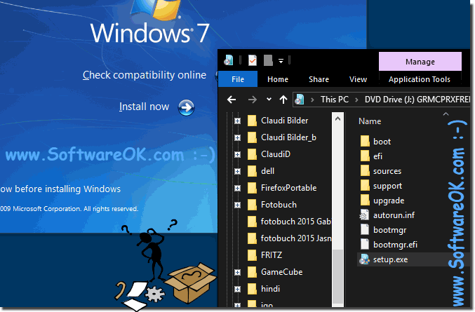 Back to Windows 7 from Windows 10!
