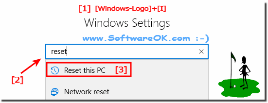 Reset Windows 10 PC!