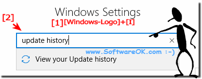Windows 10 update History!