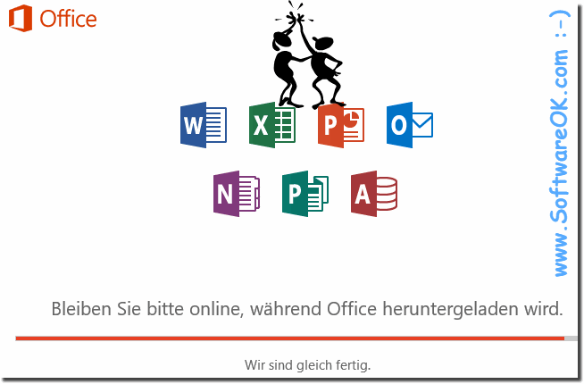Install off Microsoft Office 365 not hangs!