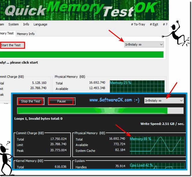 Windows 10 Ram Test