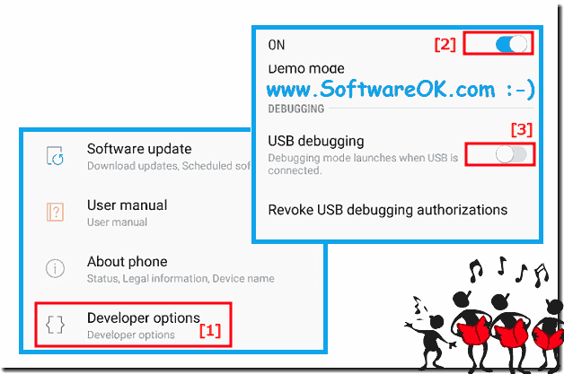 USB Debugging Enable Samsung on Galaxy at Android!