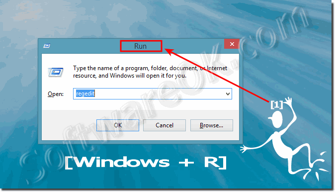 Run Command Dialog in all Windows OS!