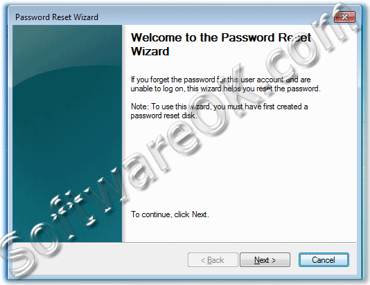 how to set up password on windows 7