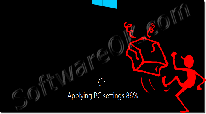 Applying PC settings  Windows 10!