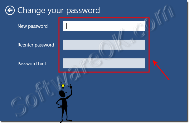 NO-Password in Windows 10!