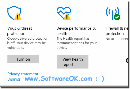 Windows 10 Update and Folder Protection in Defender!