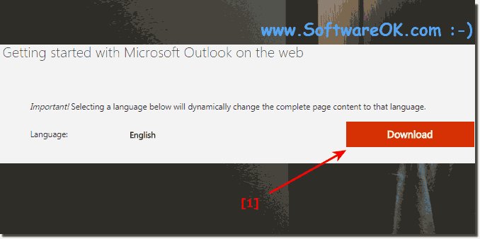 Outlook for Windows-7 on the Web!