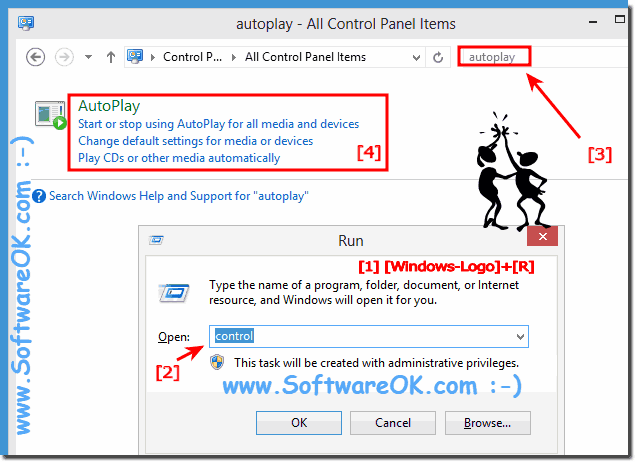 AutoPlay User Setting in Windows 10-8.1.7.0