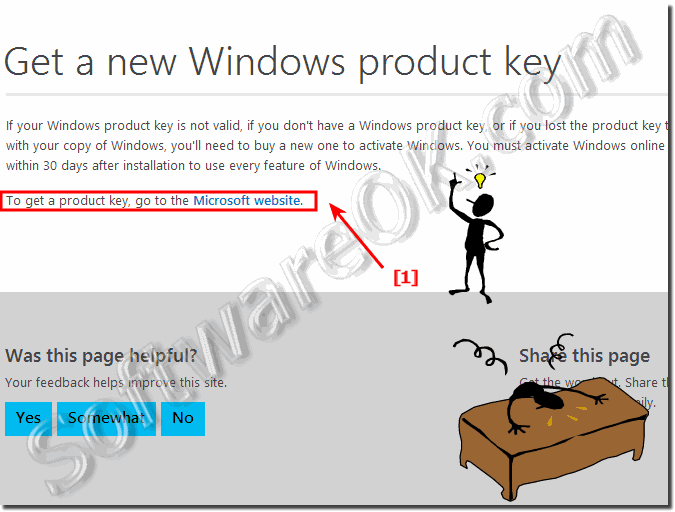 Get a New Windows 8.1 product key!