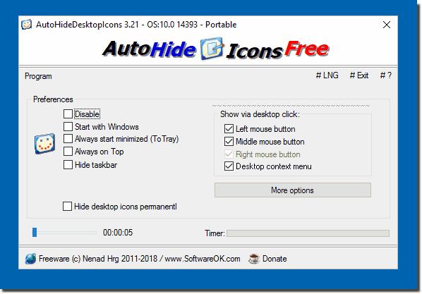 AutoHideDesktopIcons 1.46