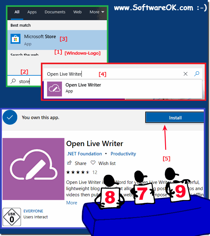 Use Windows Live Writer on Windows 10!