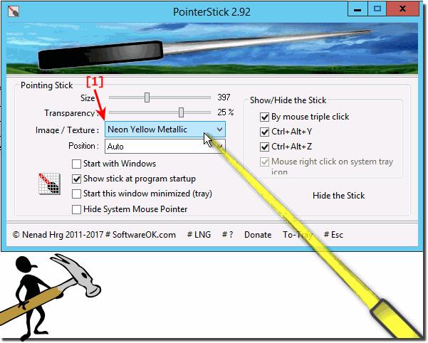 stickprogramm