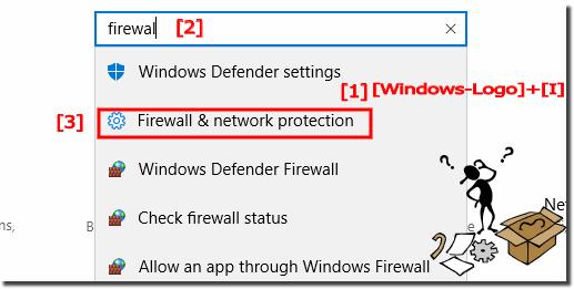 Quad-Explorer Q-Dir Defender Firewall Win-10, problem