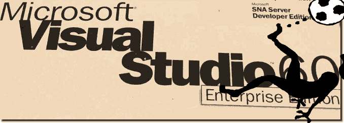 Visual Studio 6.0 Enterprise Edition Free Download!