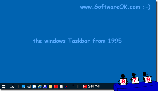 The Task-Bar on Windows all!