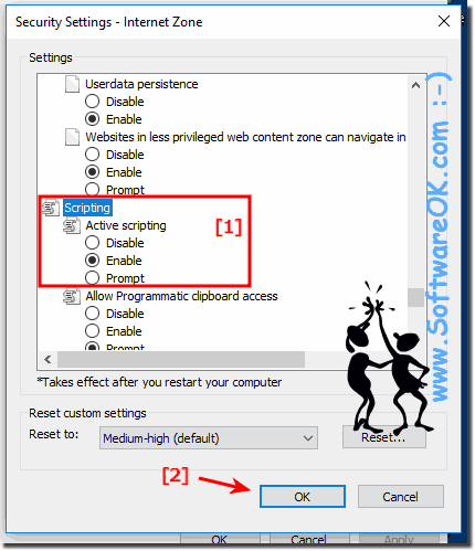 How can I install Java Script in Windows 10?