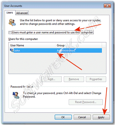 Auto Login to Windows Without Entering Password