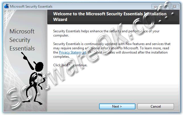 windows 7 antivirus free download microsoft