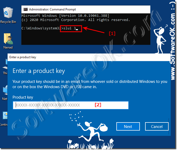 activation product key for windows 7 free for from microsoft for my laptop