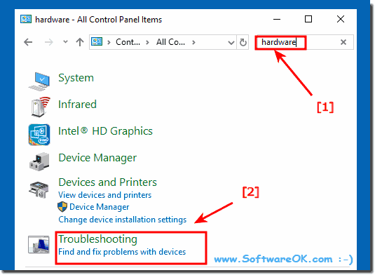 How can i open the dvd or cd drive in windows 10 (eject)?