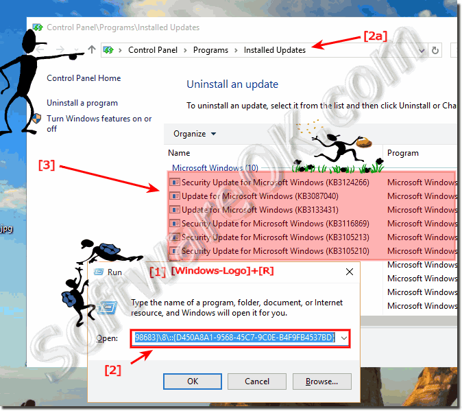 Where are the Auto Update settings in Windows 10 (enable