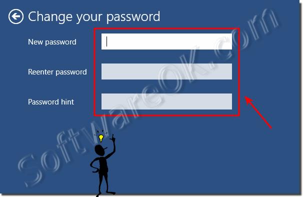 windows 10 change password requirements