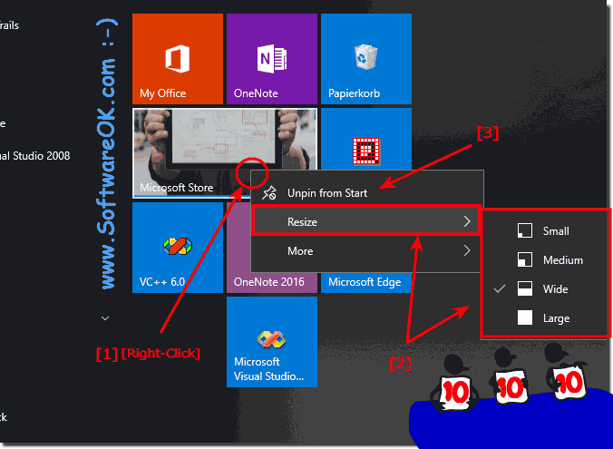 Remove and Customize the APPs inWindows 10 Start Menu!