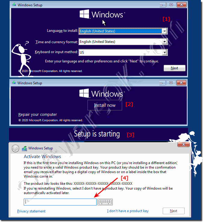 Windows 7 to  Windows 10 is possible!