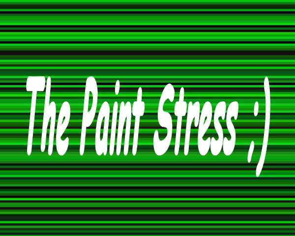 Paint Stress test for Laptop, Notebooks, Tablets, Desktop PCs or Surface Pro and Go!
