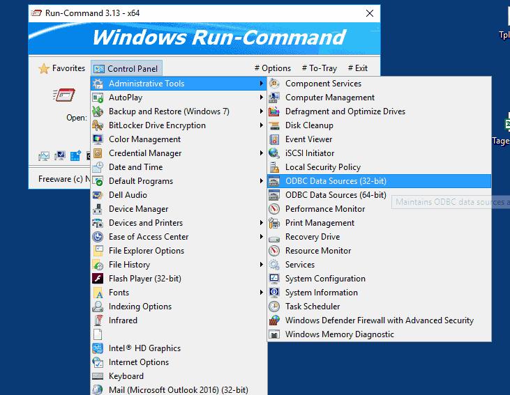 Run-Command 4.01 + Portable  [Alternativa a comando] [Multilenguaje] [UL.IO] Run-Command_2_Easy_Access_to_Control_Panel_Items