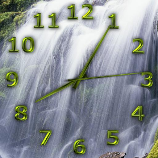 For the Greens and Greenpeace just the right desktop clock!